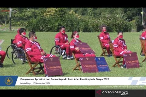 NPC Indonesia Apresiasi Perhatian Pemerintah Terhadap Atlet Disabilitas