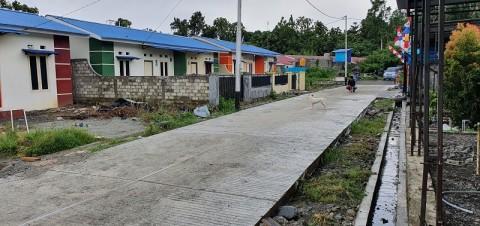 50 Rumah Subsidi di Manokwari Dapat Bantuan PSU Senilai Rp311,2 Juta