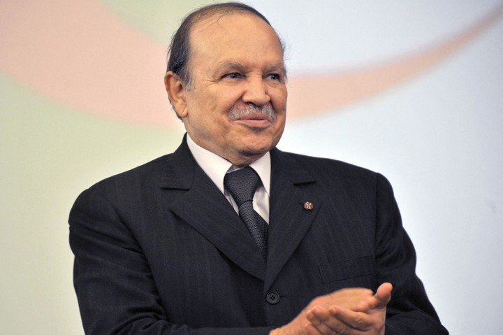 Mantan Presiden Aljazair Abdelaziz Bouteflika Meninggal