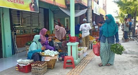 24 Pasar Tradisional di Brebes Serentak Ditutup Besok