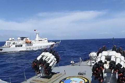 Kabar Laut Natuna Disesaki Kapal Asing Hoaks