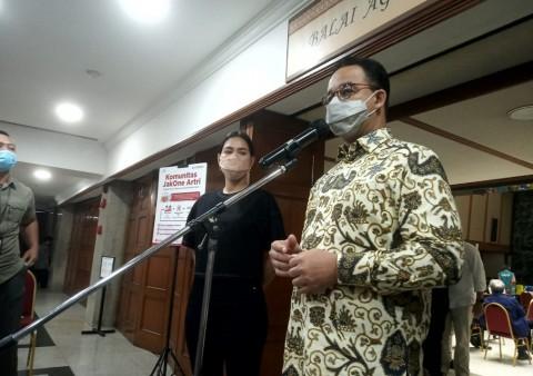 Digugat Warga, Anies Berkomitmen Perbaiki Kualitas Udara Jakarta
