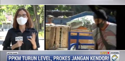 Kabar Baik, 10 Kabupaten/Kota Jawa Timur Berstatus PPKM Level 1