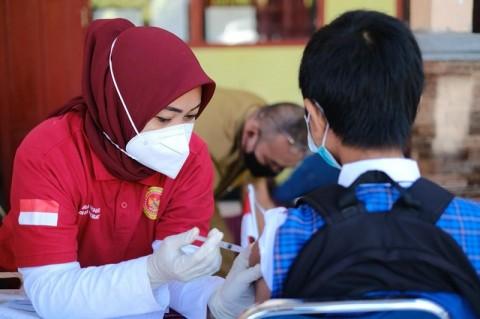Gelaran Vaksinasi Binda Kepri Diapresiasi Wagub