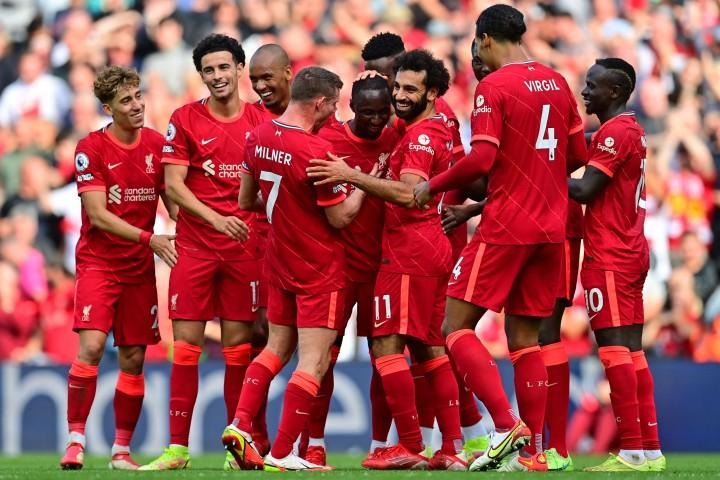 Liga Inggris: Bungkam Crystal Palace 3-0, Liverpool Puncaki Klasemen