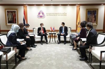 Pengusaha Thailand Didorong Manfaatkan Kemudahan Investasi di Indonesia