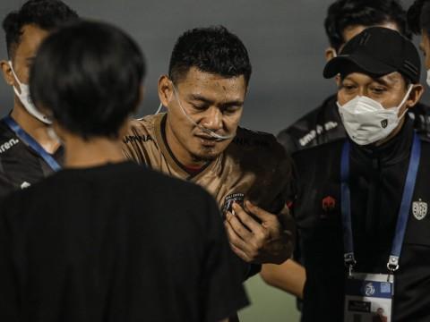 Sempat Terkapar Usai Pertandingan, Kondisi Kiper Bali United Membaik