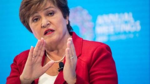 Dituduh Dukung Tiongkok dan Manipulasi Laporan Bank Dunia, Kepemimpinan Kristalina Georgieva di IMF Terancam Terkikis
