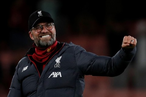 Klopp Puas Liverpool Taklukkan Tim Sekuat Crystal Palace