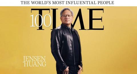 Bos Nvidia Termasuk Orang Berpengaruh dari Dunia Teknologi