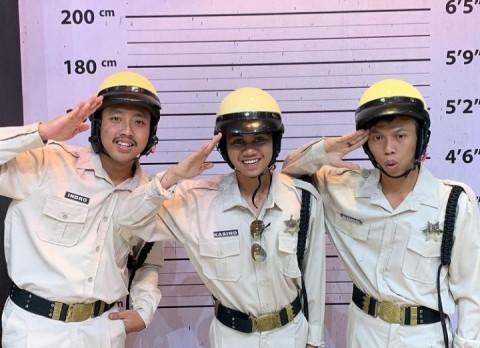 Indro Sebut 3 Pemuda Warkop KW yang Viral Tak Punya Etika