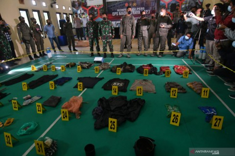 Satgas Sita Puluhan Barbuk Milik Teroris Poso Ali Kalora