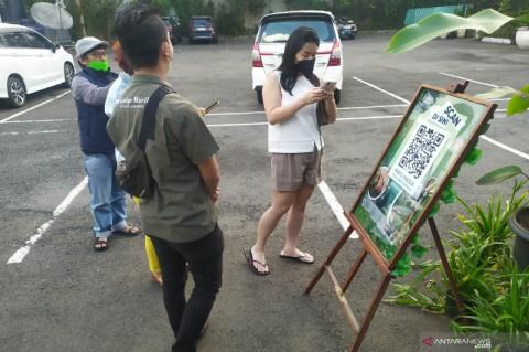 Objek Wisata di Lembang Bandung Masih Sepi Pengunjung