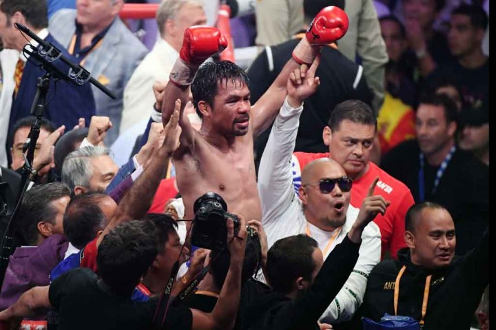 Manny Pacquiao Calonkan Diri sebagai Presiden Filipina