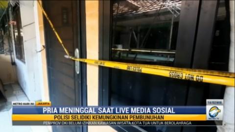Duh, TikTokers dari Jatinegara Meninggal saat <i>Live</i>