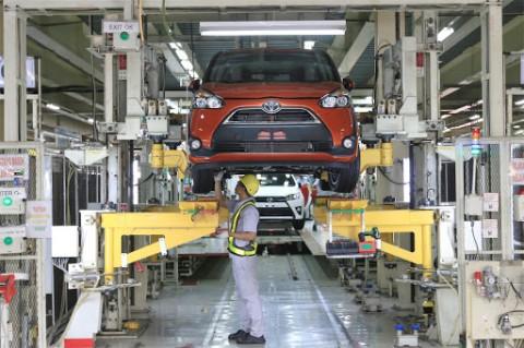 Krisis Cip Semikonduktor, Industri Otomotif Jepang Pangkas 1 Juta Unit