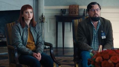 Bertabur Bintang Terkenal, Film Dont Look Up Tayang Akhir Tahun