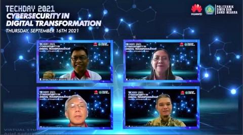 Keamanan Siber Makin Penting untuk Transformasi Digital