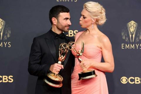 Daftar Lengkap Pemenang Emmy Awards 2021