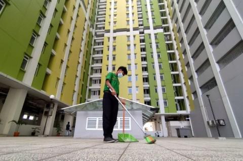 Pembangunan Rusun Pasar Rumput Telan Anggaran Nyaris Rp1 T