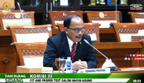 Calon Hakim Agung Ini Khawatir Sidang <i>Live</i> Jadi Arena Judi