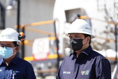 Erick Alokasikan Seluruh Area Komersial Pelabuhan Benoa untuk Produk Lokal
