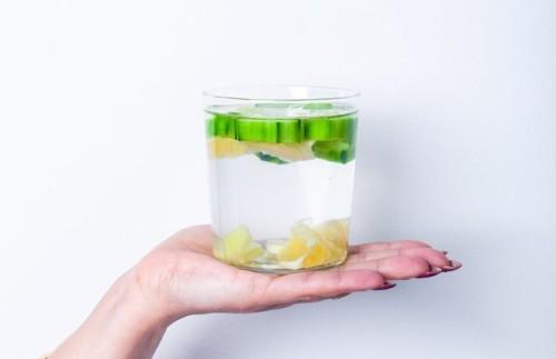 Berikut tujuh manfaat air mentimun bagu tubuh. (Foto: Ilustrasi/Pexels.com)
