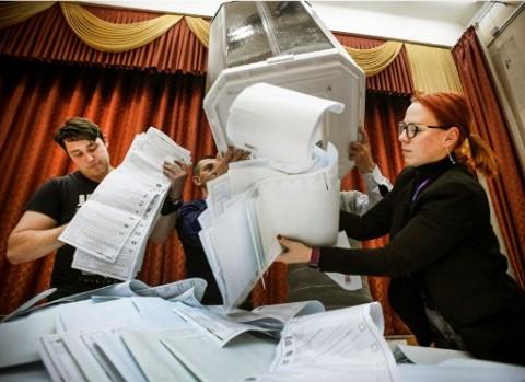 Oposisi Rusia Tuding Ada Kecurangan Di Balik Hasil Pemilihan Parlemen