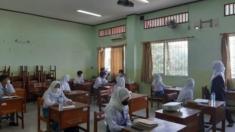 90% SMP di Gunung Kidul Telah PTM Terbatas