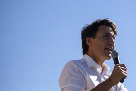 Warga Kanada Mulai Penuhi Tempat Pemungutan Suara