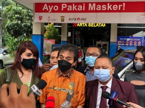 Merasa Difitnah, Roy Suryo Laporkan Ferdinand Hutahaean ke Polisi