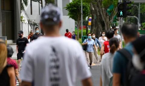 98 Persen Kasus Baru Covid-19 di Singapura Tanpa Gejala