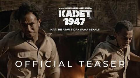 Teaser Perdana Film Kadet 1947 Dirilis, Tentang Perjuangan Calon Tentara Indonesia Lawan Belanda