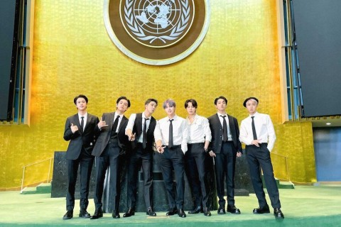 BTS Bicara soal Generasi yang Hilang di Sidang PBB, Apa Maksudnya?