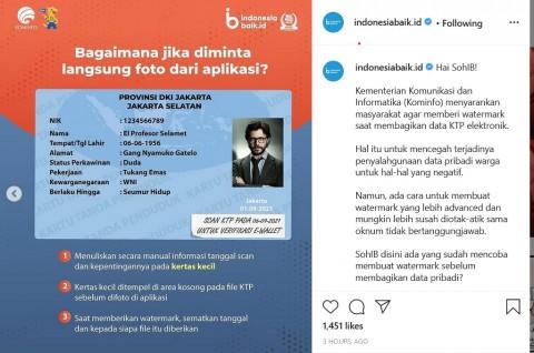 Cara Memberi <i>Watermark</i> pada Foto KTP, Dijamin Susah Diedit