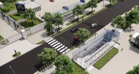 Konstruksi Rampung, Begini Penampakan Terowongan Silaturahmi Istiqlal-Katedral