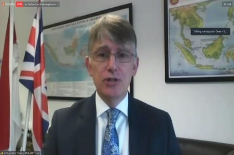 Dubes Inggris Pastikan AUKUS Tidak Mengarah ke Senjata Nuklir