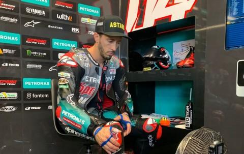 Gawat! Quartararo Minta Dovi Bocorkan Rahasia Ducati ke Yamaha