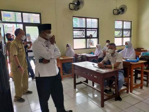 Klaster Sekolah Akibat PTM di Tasikmalaya Belum Ditemukan