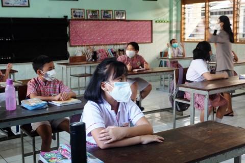 Klaster Covid-19 di Sekolah, Kemendikbudristek: Kasus Penularan Relatif Kecil