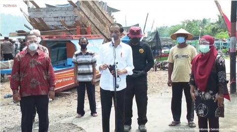 Jokowi Berharap Skema <i>Door to Door</i> Percepat Progres Vaksinasi