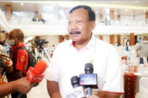 Panwasrah PON XX Ingatkan Kapasitas Arena Maksimal 25 Persen