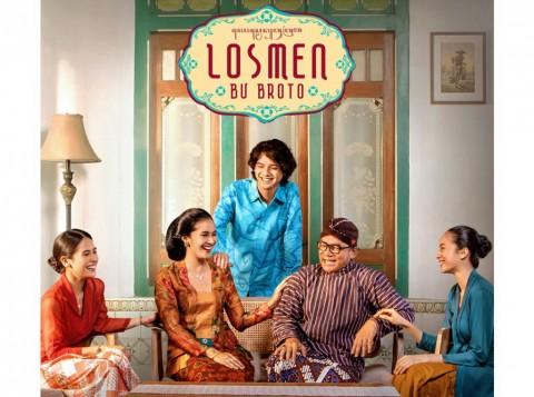 Maudy Koesnaedi Lega Film Losmen Bu Broto Tayang di Bioskop