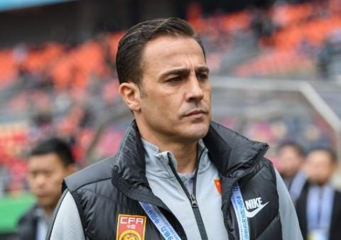 Fabio Cannavaro Berhenti Melatih Guangzhou FC