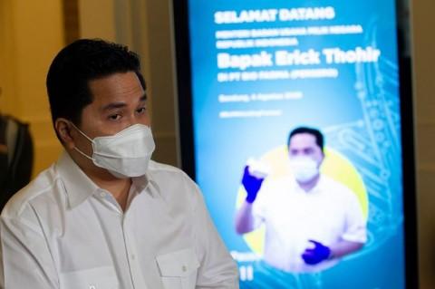Erick Thohir: Kolaborasi Pertamina-ExxonMobil Jadi Solusi di Tengah Transisi Energi