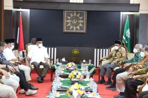 Gerindra Sowan ke Muhammadiyah, Bicara Persatuan Hingga Pengembangan UMKM