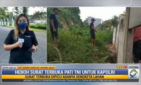 Sikap Kapolda Sulut dan Panglima Kodam 13 Merdeka Soal Surat Terbuka Brigjen TNI Junior ke Kapolri
