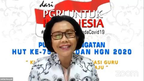 PGRI Minta Aturan Rekrutmen PPPK Guru dan <i>Passing Grade</i> Direvisi