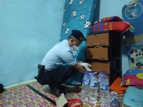 Penggeledahan Lapas Tasikmalaya, Petugas Temukan Paku dan Gunting