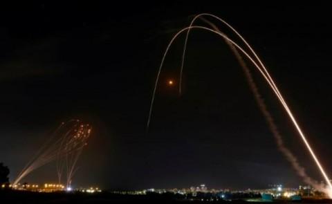 DPR AS Setujui Pendaaan USD1 Miliar untuk Sistem Rudal Iron Dome Israel